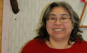 Sharon Pekok is the new victim outreach services worker for KFN Victim's Services.