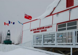 The Hay River Heritage Centre will be open at the end of May with old and new programming. -- Angele Cano/NNSL photo