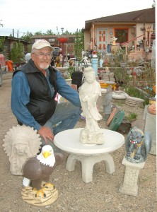 NNSL file photo Phillip 'Dutch' Harris was a West Channel resident and artist. His body was found on May 4, and although the RCMP does not suspect foul play, the NWT Coroner's Office is investigating the circumstances of Harris' death.