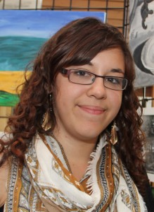 NNSL file photo Marissa Oteiza will be co-ordinating one section of the Summer Heat program for the Town of Hay River.