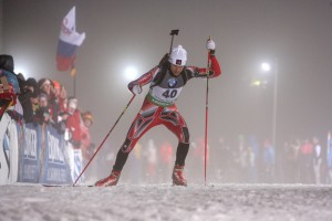 Brendan Green is currently training on a modified program but plans to be back in full shape before next February's Sochi Winter Olympics. -- photo courtesy of Brendan Green