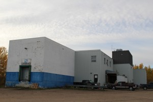 NNSL file photo This will be the first time in five years that the Hay River fish plant will stay open during the cold-weather season. Bert Buckley Sr. says that, although it is only on a test basis, it's still a step in the right direction.