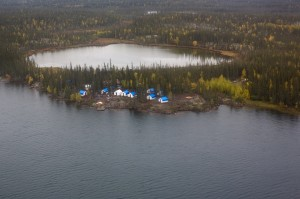 photo courtesy of Avalon Rare Metals Avalon Rare Metals maintains an exploration camp at Thor Lake, about 100 km southeast of Yellowknife, but it is waiting on further injections of capital to proceed with the development of the site.