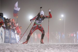 Brendan Green Biathlete from Hay River Chosen to compete for Canada at 2014 Winter Olympics in Sochi, Russia Undated photo Photo courtesy of Brendan Green