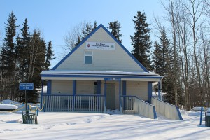 With funding for renovations and an expansion, the Hay River Visitor Information Centre could be the only one open year round in the South Slave. Photo by Sarah Ladik NNSL