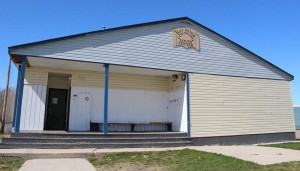 Sarah Ladik/NNSL photo Town council made a motion last week to sell the lot the Hay River Community Youth Centre currently occupies.