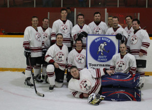 Sarah Ladik/NNSL photo The High Level Old Bones took top spot in last weekend's Rusty Blades tournament.