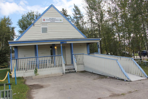 Paul Bickford/NNSL photo Town council has approved renovations to the Hay River Visitor Information Centre.