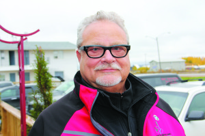 Brian Willows: retired executive from Northwest Territories Power Corporation wants to give back to Hay River and the North.