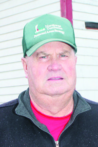 Scotty Edgerton Interim town manager