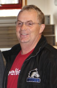 Greg Rowe is one of the organizers of another Northern Hockey Challenge.