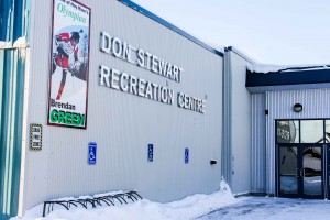 NNSL file photo Town council is still working out the details of how much to pay to renovate the Don Stewart Recreation Centre.