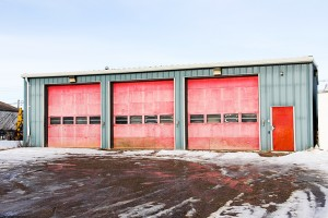 Paul Bickford/NNSL photo Town council has rejected the idea of selling the old fire hall building in Old Town.