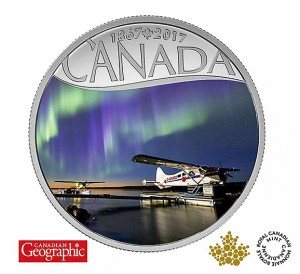 Image courtesy of Adam Hill This collector's coin will feature a photo by Adam Hill of Hay River.