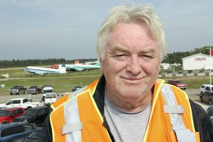 Paul Bickford/NNSL photo Kelly O'Connor has retired as manager of the Hay River/Merlyn Carter Airport.