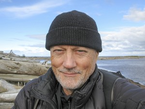 Paul Bickford/NNSL photo Larry Frolick's new book will have its Hay River launch on Sept. 28 at NWT Centennial Library.