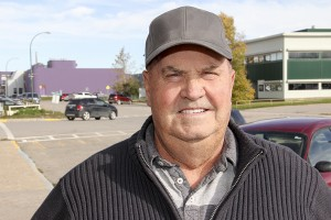2809edg!_new Scotty Edgerton Former interim senior administrative officer Town of Hay River Left position on Sept. 23, 2016 Sept. 23, 2016 Hay River Photo by Paul Bickford Northern News Services Ltd.