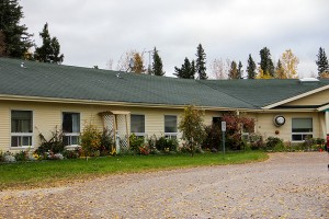 NNSL file photo Woodland Manor is a long-term care facility for the aged and the disabled operated by the Hay River Health and Social Services Authority.