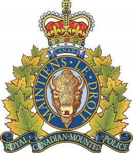 RCMP are investigating a bomb threat.