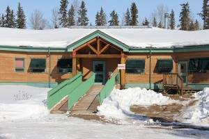NNSL file photo Nats'ejee K'eh Treatment Centre on the Hay River Reserve closed in September 2013 after the GNWT withdrew funding and refocused toward on-the-land programming and other treatment strategies.